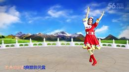 荟萃燕子广场舞《家园》B  制作:探月卫星 编舞:王梅