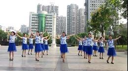 玉米广场舞团队版—永远把你放心底,舞曲冰鑫,编舞玉米