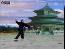 李德印42式太极剑表演