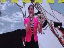 00543诗歌朗涌  主心骨    中国大地  海宁老年大学白蓉鹃老师。