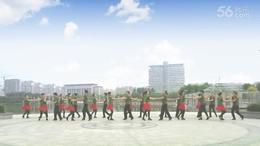 博兴健身广场水兵舞《第四套》