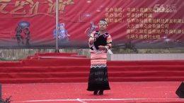 2017年大方县牛场乡花坡节表演节目之二十一
