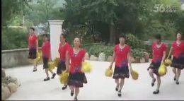 七彩原创广场舞《太阳》Sunny   杭州临安岛石桥川绿茵舞蹈队