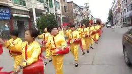 2016年洪洋村吉庆寺游水陆