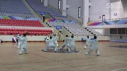 2016年第16届建德市太极拳比赛新安江代表队