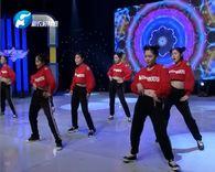 太康县领衔街舞俱乐部参加河南电视台我的梦中国梦电视才艺大赛