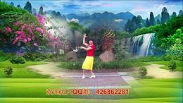 101上海阿英广场舞《花瑶姑娘》 编舞:春英 视频制作 演示:阿英