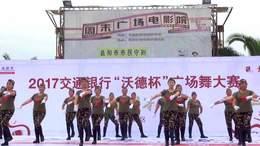 广场舞 五星红旗飘起来 早禾广场舞队