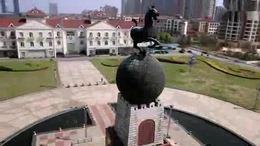 Nanchang 俯瞰南昌城 从空中看南昌