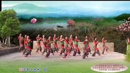 小调情歌桃花红(集体版)