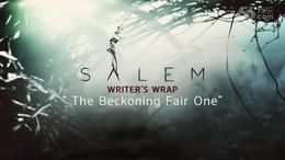 Salem Writers Wrap 207  The Beckoning Fair One