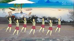 池美广场舞《姐妹花》个人版