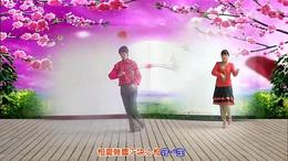 舞迷偶遇合屏舞【火热的爱】编舞梅子