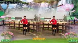 110上海阿英广场舞《美美达》编舞:2007心随 制作演示:阿英