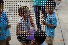 2019勐勐幼儿园六一美食节