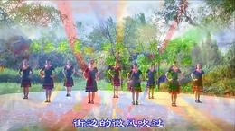 天之蓝广场舞 永远爱你的我(郑州滨河花园)编舞:青儿