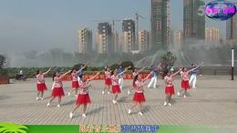 全民共舞--神韵广场舞(原创)附:背面分解与示范