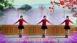 开心快乐广场舞【人生若只如初见】编舞凤凰六哥