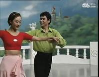 拉丁舞金牌伦巴教学金牌套路表演(包含慢动作表演)阎岭 张嵘......