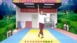 饶子龙原创舞蹈系列《科尔沁姑娘》编舞.正背面与分解演绎:饶子龙 ...