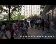 关工委邀请莲花北苑社区青少年走进警营共度八一建军节