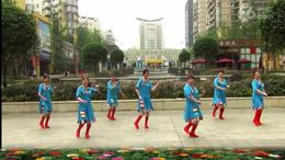 合川土场老年组广场舞
