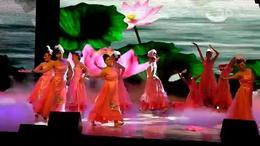 舞蹈《江山如画》西工大教工舞蹈队