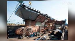 中国9万吨核动力航母