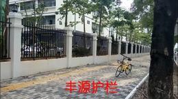 坪山新区铁艺护栏