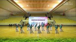 杭州活动舞 拱墅区快乐红舞鞋舞队 又见梨花白