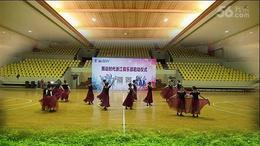 杭州活动舞 西湖区俱乐部 阿瓦尔古丽 编舞 応子 领队 秦萍