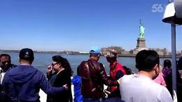 (345)第十八集:游览纽约《自由女神像》下集: