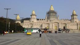 灵山新梵宫---灵山梵宫外观景(一)