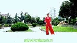 玉米广场舞原创《父亲》制作余晖,编舞玉米,舞曲林浩