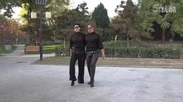 北京水兵舞教学第一套第8个花燕儿飞