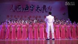 00075海宁老年大学、校合唱队、 光荣与梦想