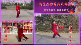 杨艺全国胖美人明星队和屏 好兆头   编舞格格