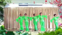 宁海老年大学初班习舞《吉祥安康》