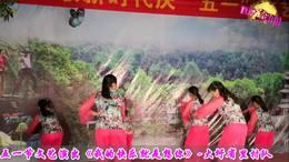 2018年桂林大圩镇五一演出2 大圩省里村队、滩子坪队