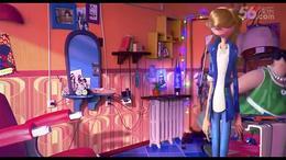 【ESMA】3D动画短片《成年理发店》