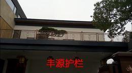 铁艺阳台护栏多少一米