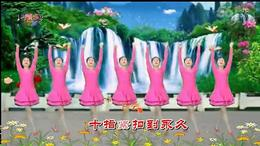 小草广场舞(抠像多变化制作)一人变多人