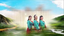 广州艾米广场舞《康巴情》