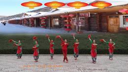 《醉美在东北》178团队版丁丁深圳冰之霞九江丁丁广场舞编舞王梅
