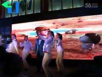 玄武剑鸟叔模仿秀 2013元旦望京新世界站