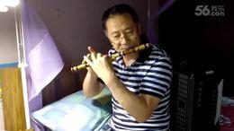 G调笛子《金蛇狂舞》练习曲1