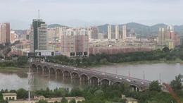 吉林风光—美丽的江城