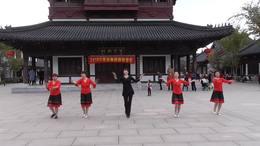 激情广场舞:恰恰.  西溪舞蹈群成员.