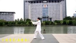 王其华传统杨式太极拳85式 带拳谱和方向引导)