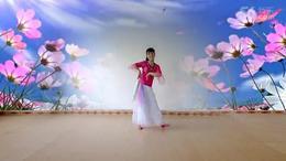 安源红子玉广场舞《满城花开》